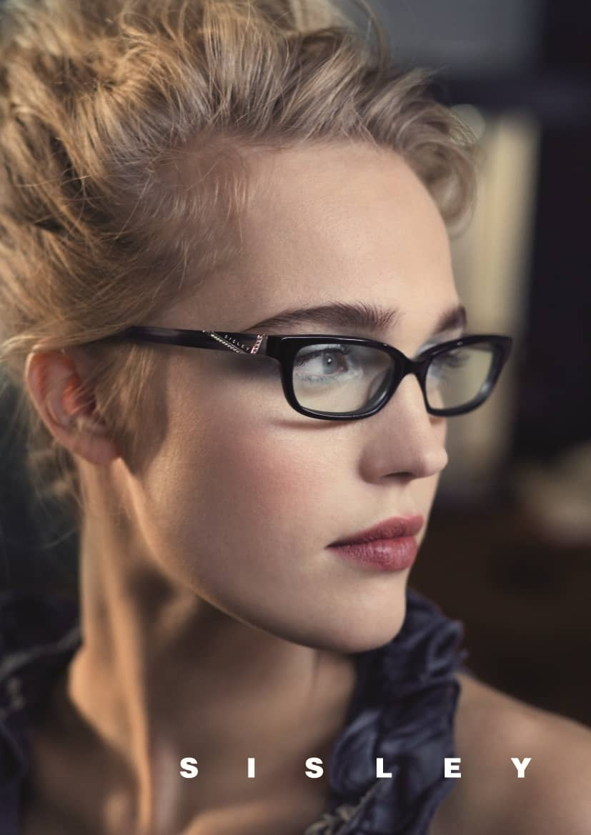 Sisley eyewear 2012