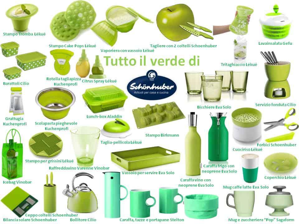Verdi come l 39 erba dei prati di primavera gli oggetti per - Oggetti simpatici per la casa ...