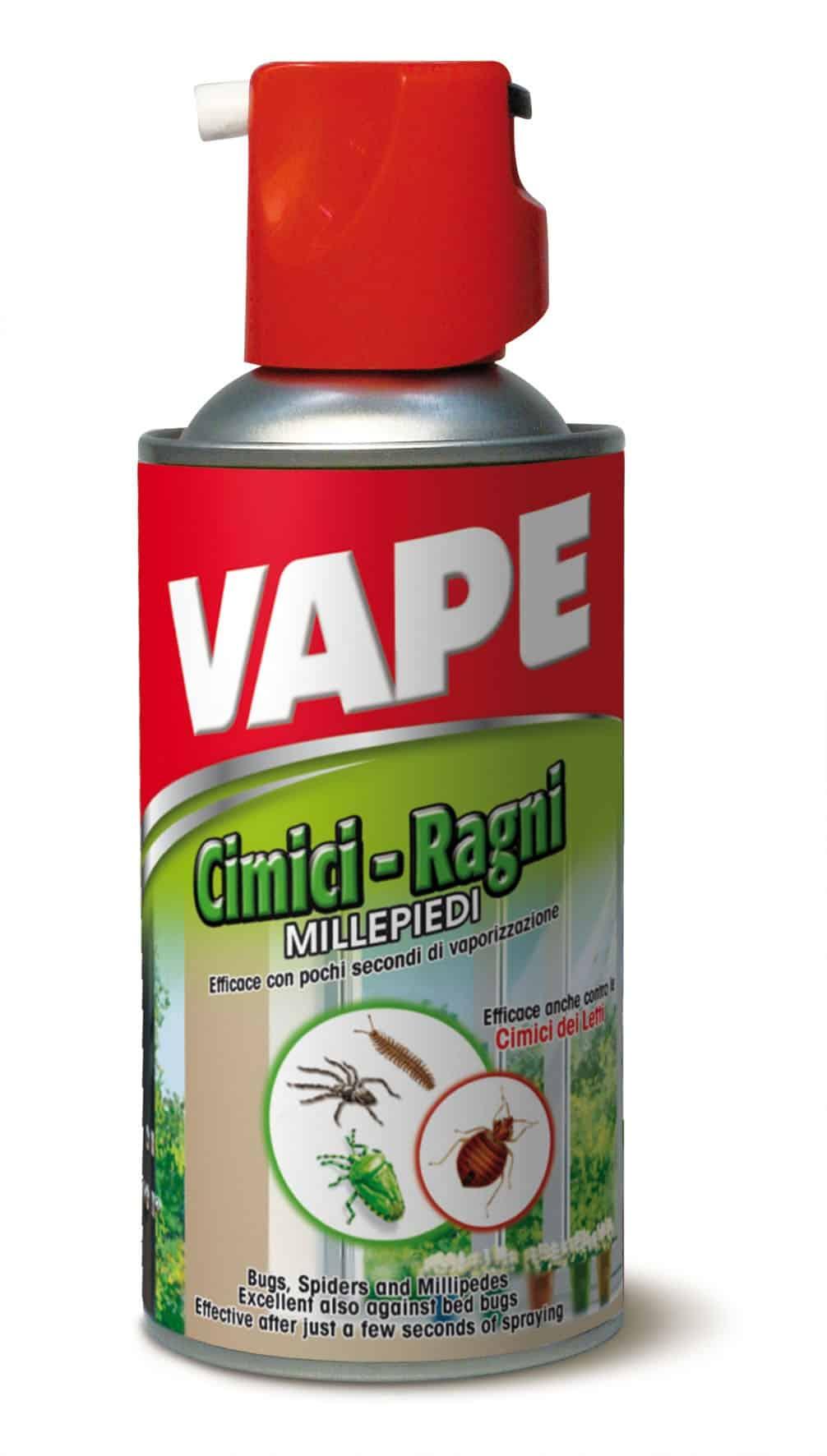Vape spray cimici ragni per proteggere la casa da ospiti indesiderati leshoppingnews - Eliminare le cimici da letto ...