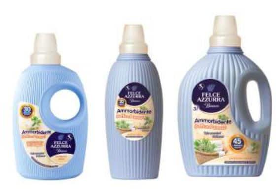 """Nuovo ammorbidente """"Soffice Purezza"""" by Felce Azzurra: un tocco talcato che rende profumata la tua biancheria!"""