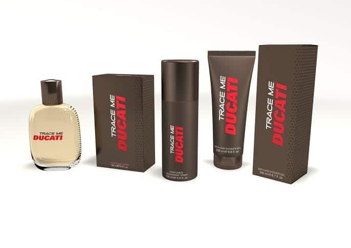 DUCATI TRACE ME: la fragranza nata per l'uomo dalla forte personalità