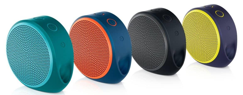Audio perfetto per il nuovo speaker portatile firmato Logitech