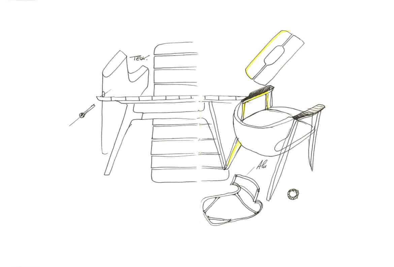 Partnership tra Ethimo e Patrick Norguet: a I SALONI sarà presentata la nuova collezione Knit