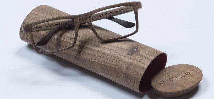 """Presentati al MIDO gli occhiali in legno """"made in Dolomiti""""!"""