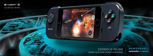 Logitech Powershell Controller + Battery: la rivoluzione del gaming mobile