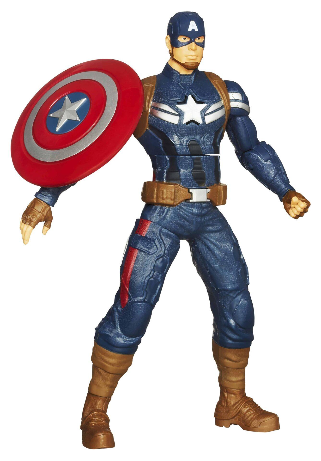 Da Hasbro Linea Captain America con imperdibili accessori