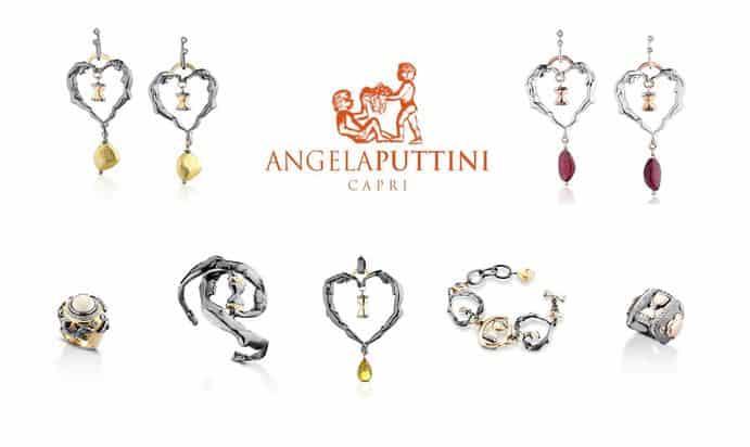 A San Valentino regala un gioiello Carpe Diem, la nuova collezione Angela Puttini Capri, perchè un gioiello ... è per sempre!