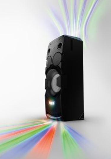 Con i nuovi sistemi audio di sony la discoteca in casa - Sistemi audio casa ...