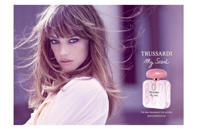 Trussardi MY SCENT, la fragranza femminile e ricca di emozioni 