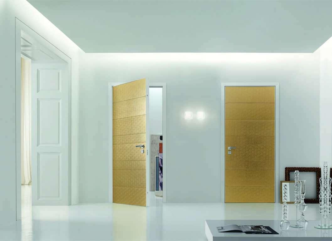 Project, la porta blindata firmata Oikos che abbina sicurezza ed estetica