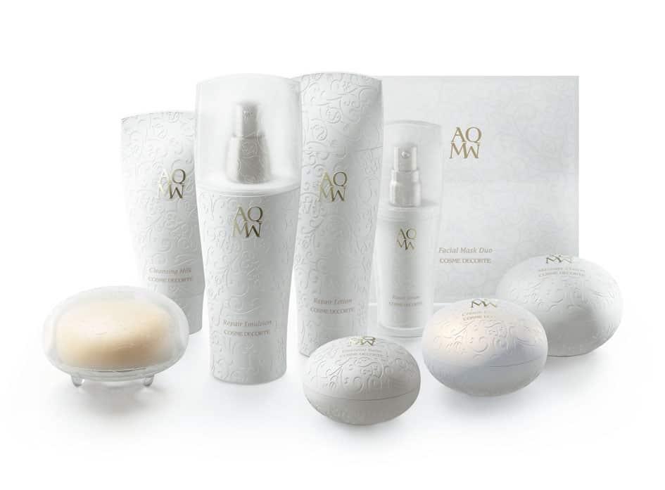 AQMW, la linea beauty che aiuta la pelle a rigenerarsi