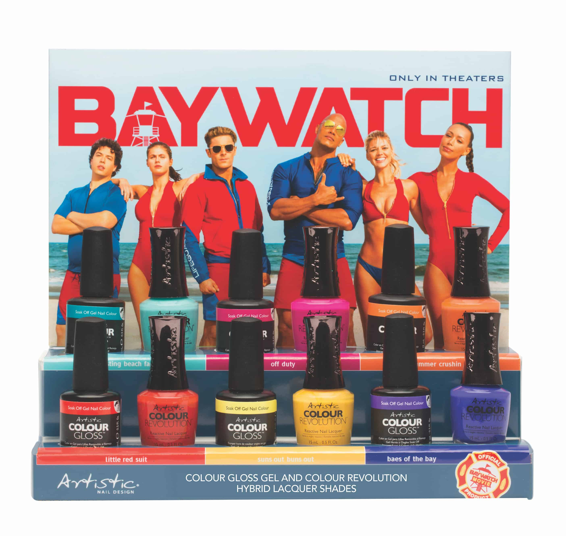 smalti Baywatch