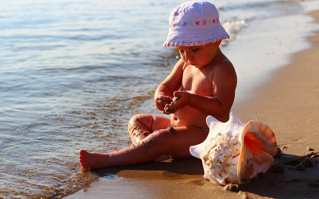 Coppertone Sun Screen Baby& Kids