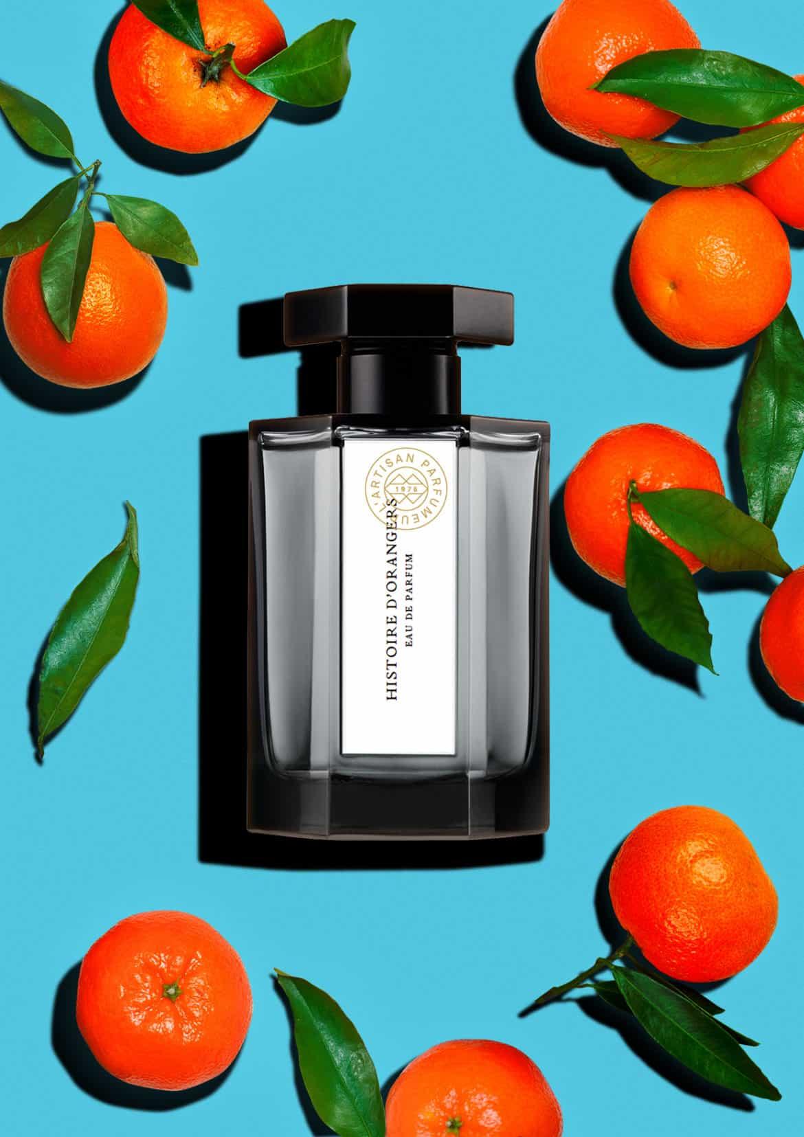 L'Artisan Parfumeur lancia la nuova eau de parfum Histoire d'Orangers
