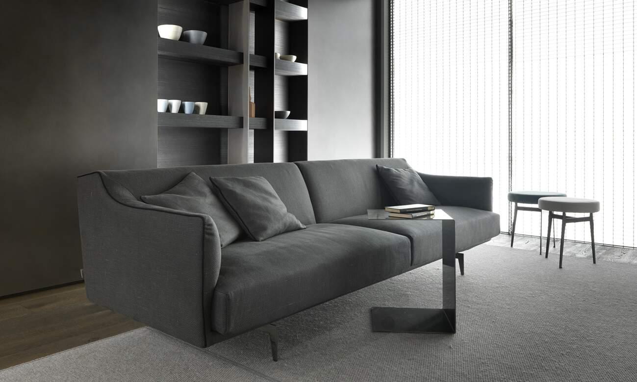 Valentini presenta la nuova collezione di divani DREW - Le Shopping News