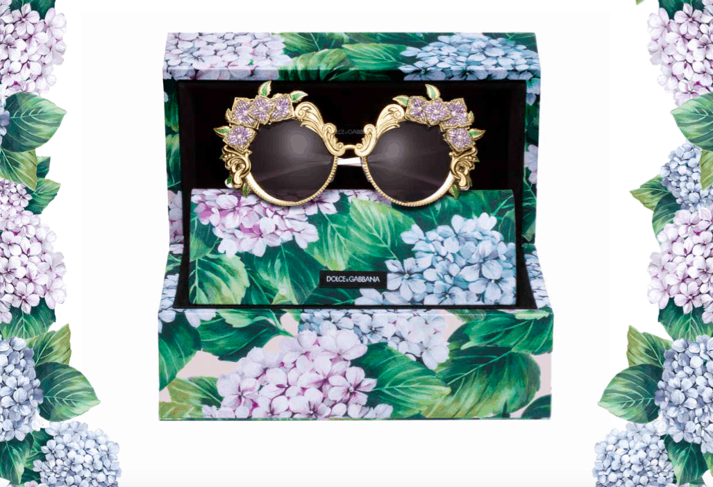 collezione Ortensia firmata Dolce&Gabbana