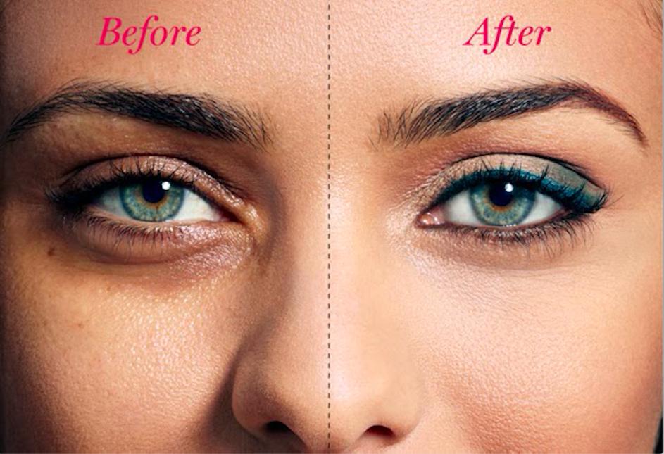 Fondotinta Cure Make Up di Korff, per un sorprendente effetto lifting sulla pelle del viso