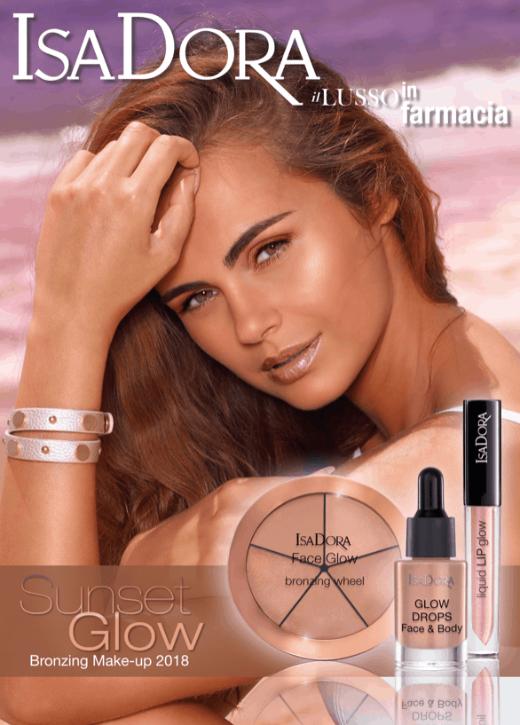 Sunset Glow 2018, la nuova collezione estate firmata IsaDora
