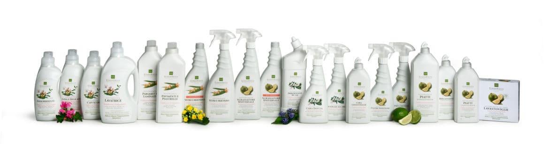 Unes presenta Green Oasis Casa, prodotti ecosostenibili di origine vegetale per la cura della casa e del bucato