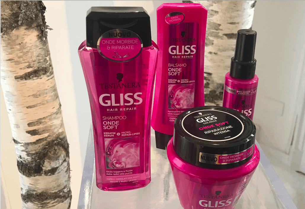 Con Gliss Onde Soft beach waves perfette e di lunga durata!