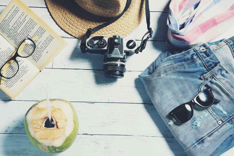 Beauty case da viaggio perfetto con i prodotti OMIA!