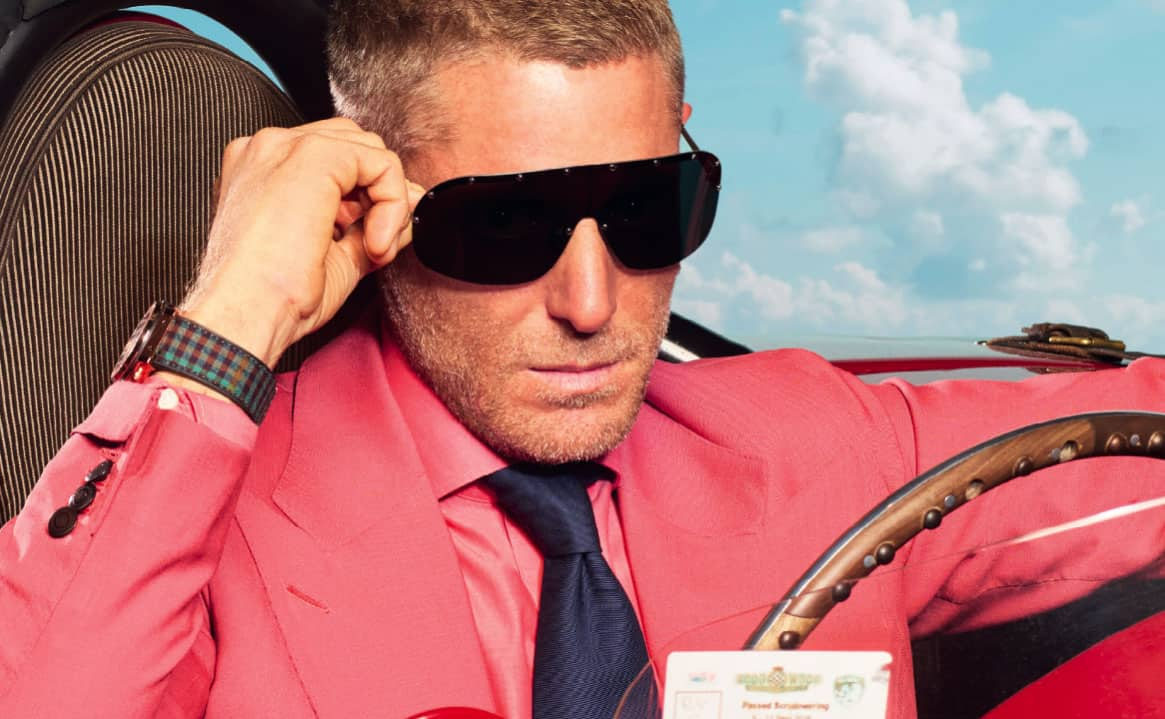 Italia Independent presenta la Laps Collection, eyewear firmati Lapo Elkann