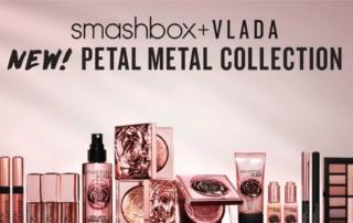 Petal Metal Collection: la nuova collezione edizione limitata firmata Smashbox