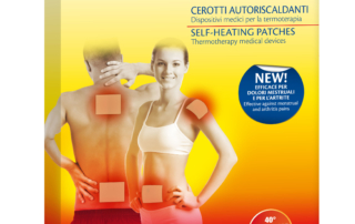 Dolorelax® , il cerotto autoriscaldante che allevia tensioni muscolari e infiammazioni