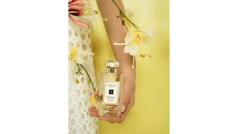 Honeysuckle & Davana: la nuova spensierata fragranza di Jo Malone London