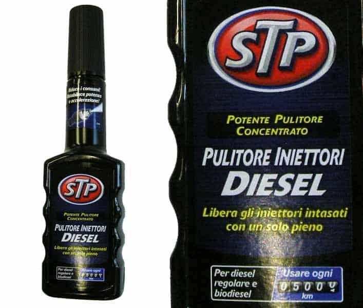 Prendersi cura dell'auto con i prodotti STP