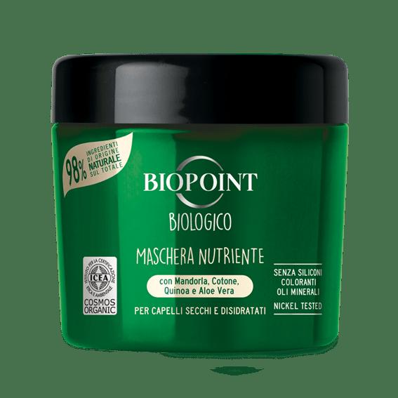 Biopoit BIOLOGICO Maschera Nutriente
