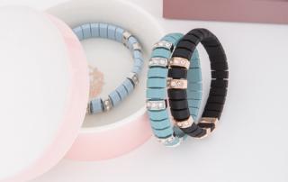 Opsobjects: per l' autunno/inverno 18/19 gioielli moderni dallo stile glam