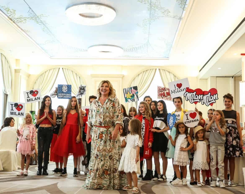 Stefania Pinyagina presenta la Primavera Estate 2019