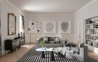 MOMENTI®, design personalizzato per ogni spazio ed ogni superficie