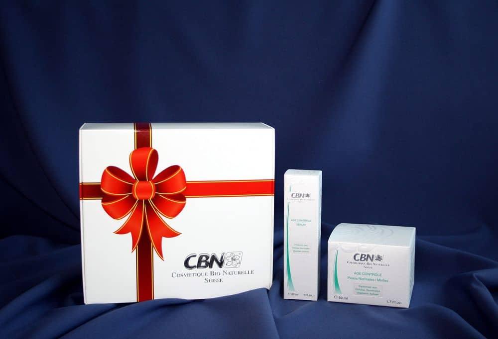 cofanetto Natale 2018 di CBN per le pelli più affaticate e stressate