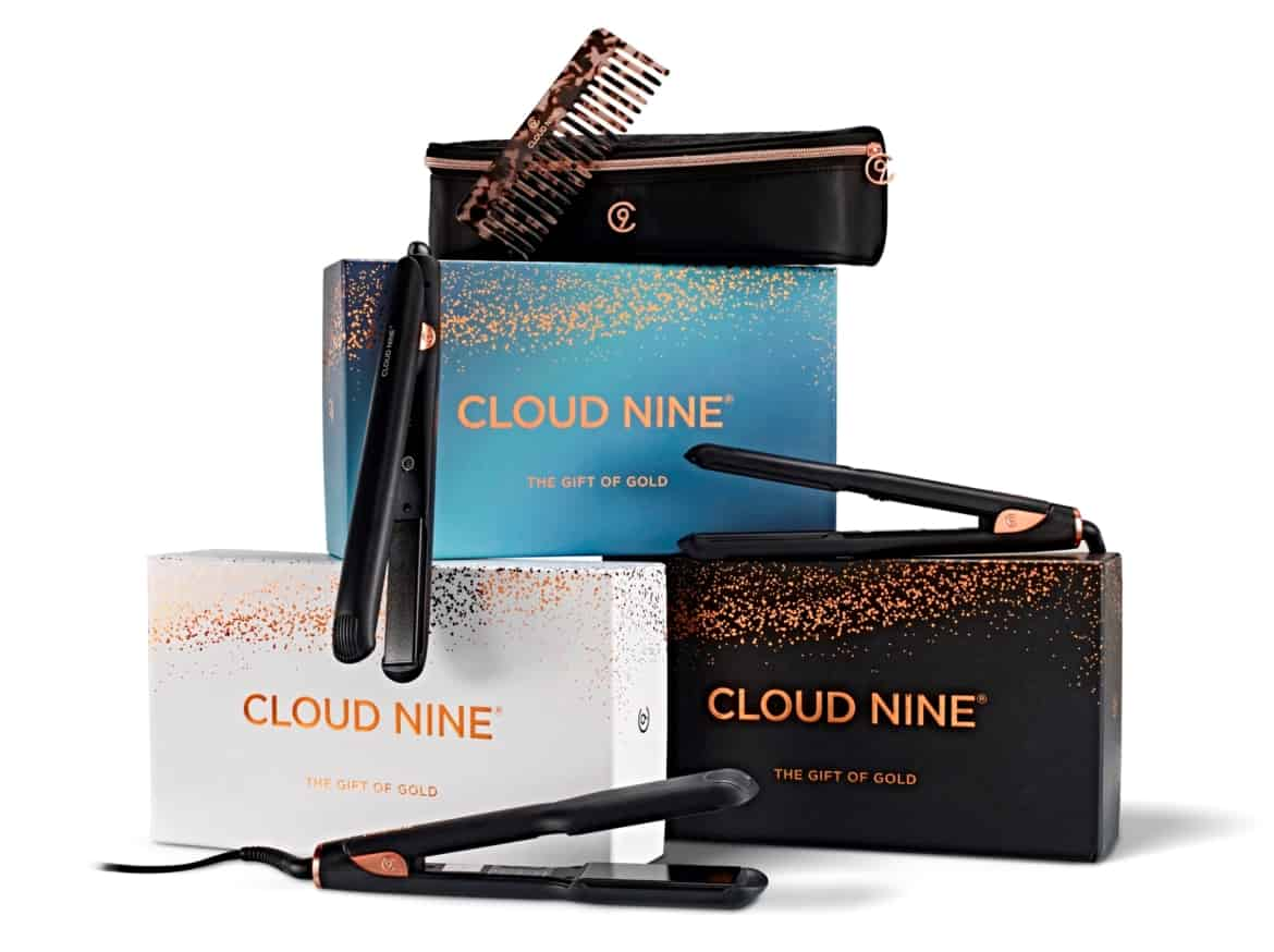 Cloud Nine propone 3 piastre in limited edition dedicate al Natale, per un look perfetto durante le feste!