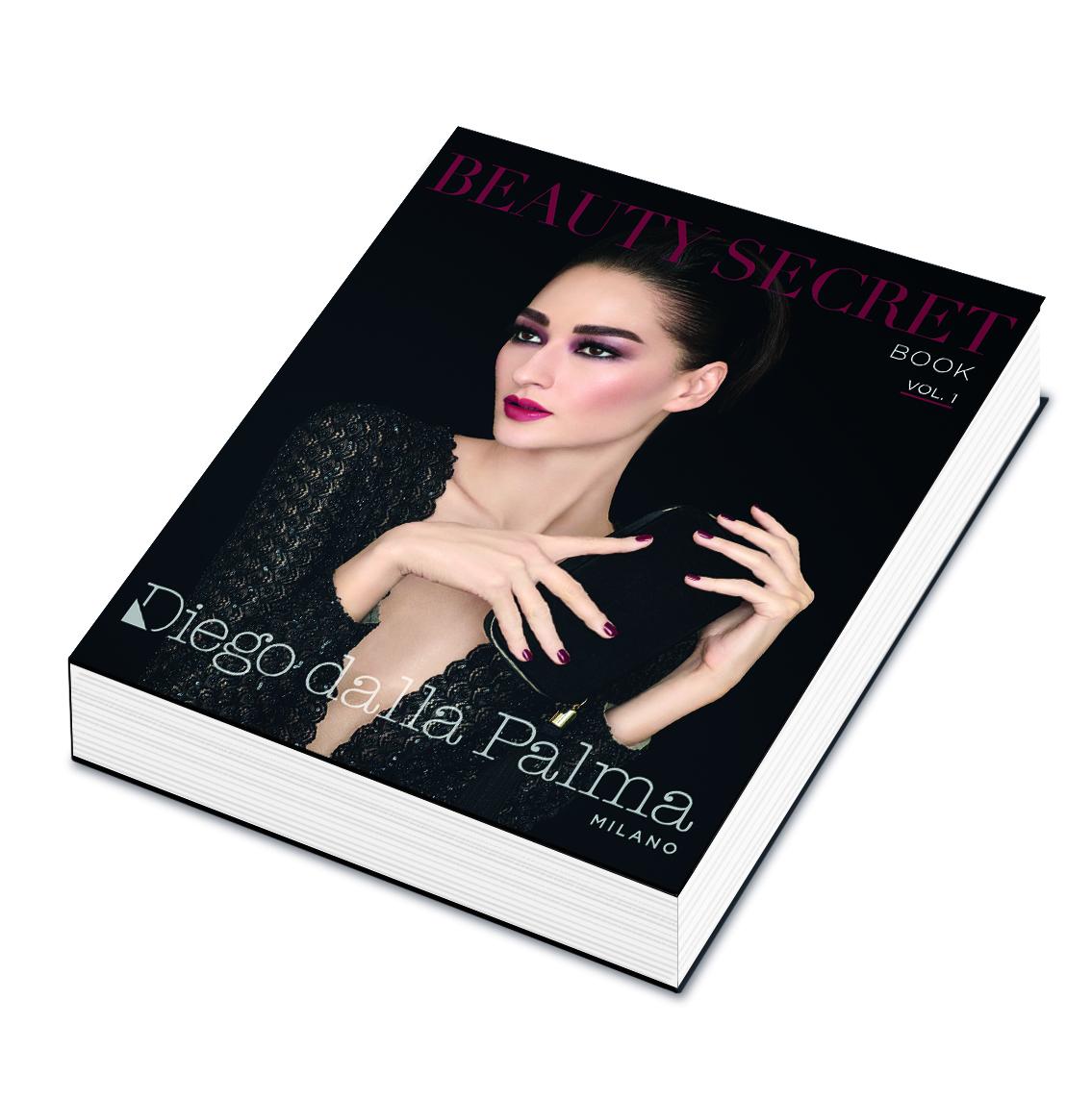 Kit Beauty Secret Book Diego della Palma