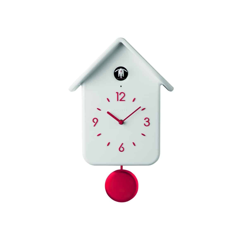 QQ, il primo orologio a cucù in plastica