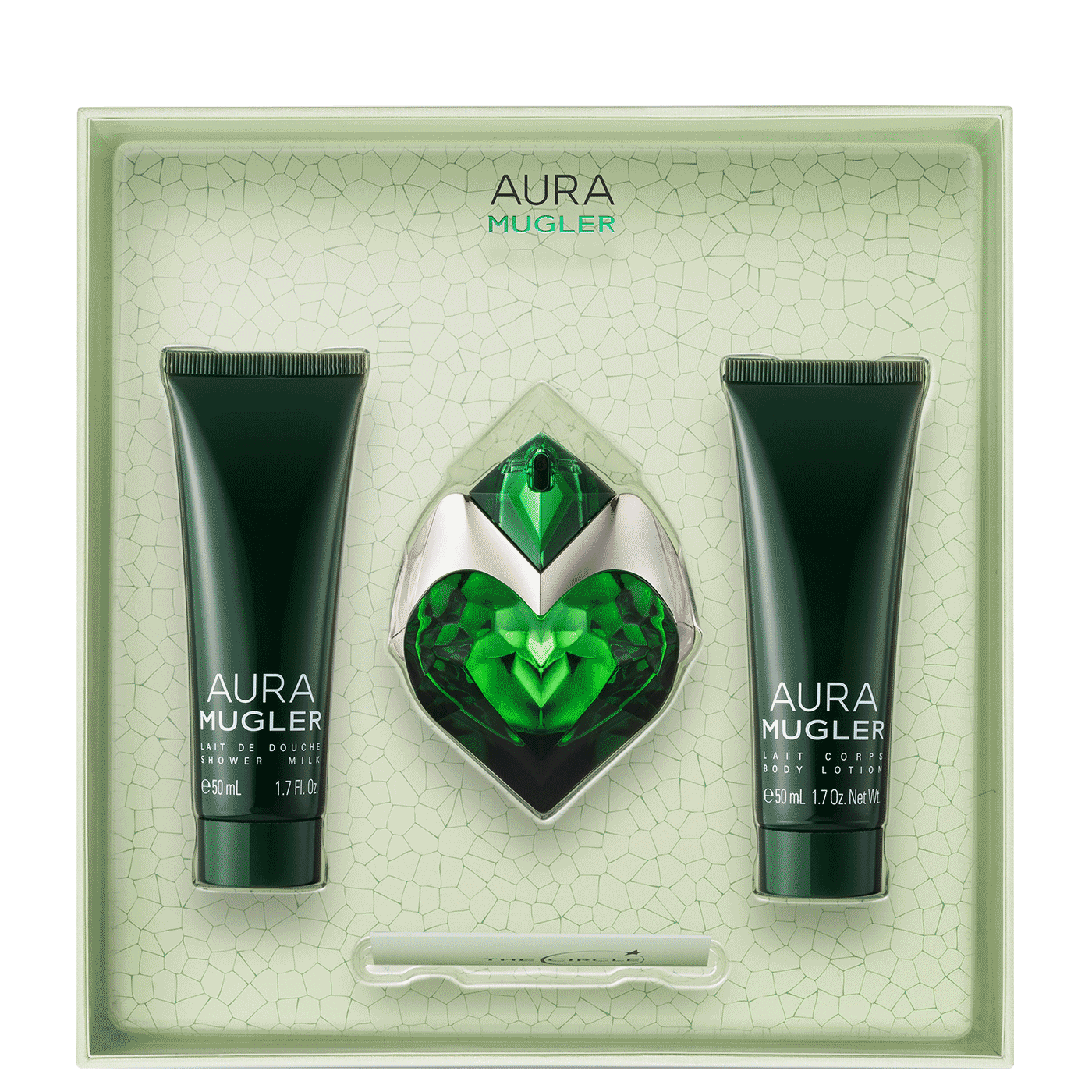 Aura Mugler Basic Set