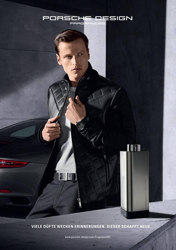 Porsche Design 180, la nuova fragranza per l'uomo di classe