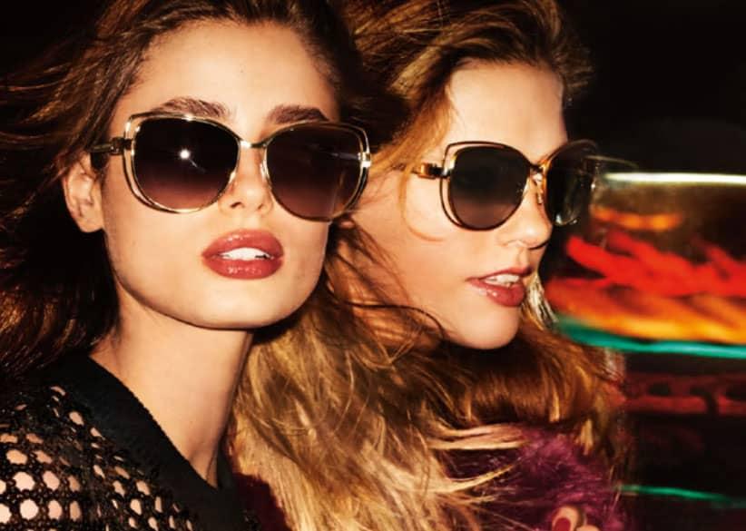 Collezione eyewear Holiday 2019 firmataMichael Kors, per un tocco di stile lussuoso e glam