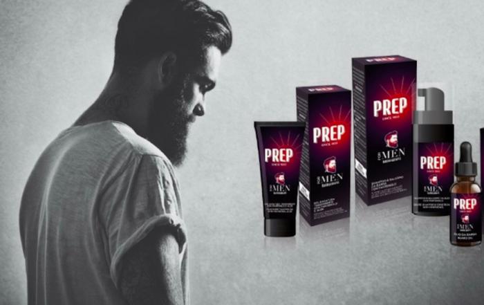 Nuova linea PREP FOR MEN per uno stile maschile al top!