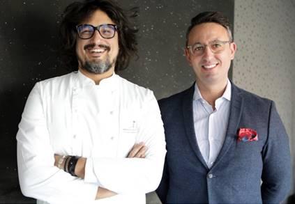 Il popolare chef Alessandro Borghese diventa testimonial degli occhiali Fielmann